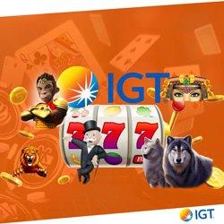 Jeux IGT casinos canadiens